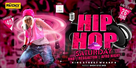 Hip Hop  Saturday - Boat Party tickets
