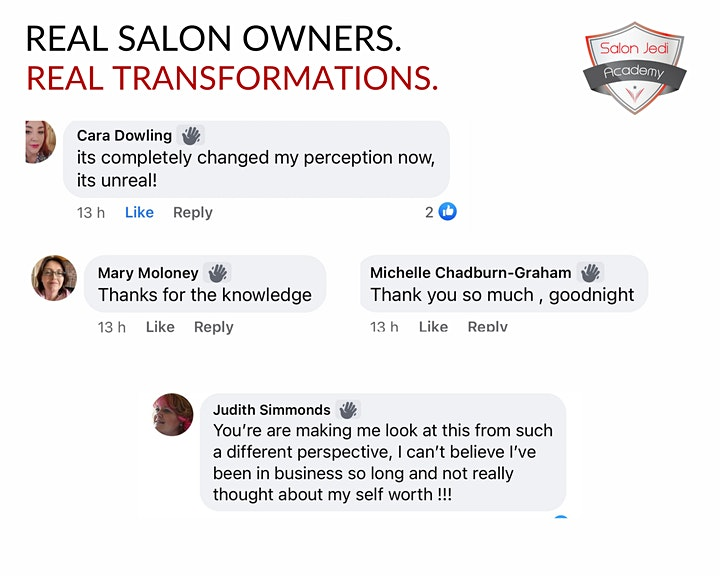 The Big Business Breakthrough Challenge For Salon Owners image