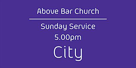 Above Bar Church   City - 5pm 20th June 2021 tickets