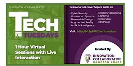 HRIC Tech Tuesdays tickets