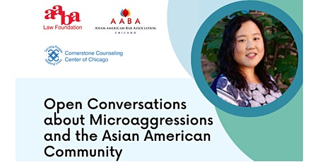 Open Conversations about Microaggressions and the Asian American Community tickets