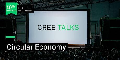 CREE TALK: Circular Economy tickets