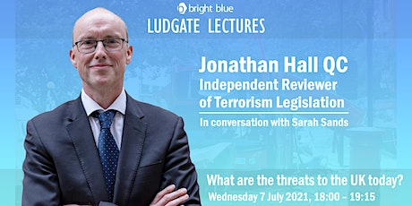 Ludgate Lectures with Jonathan Hall QC tickets