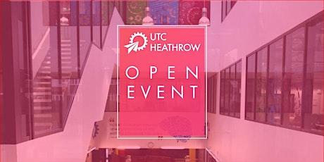 UTC Heathrow (onsite) tours tickets