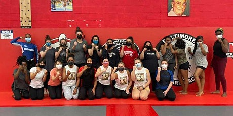 Women's Self Defense at Baltimore Martial Arts Academy tickets