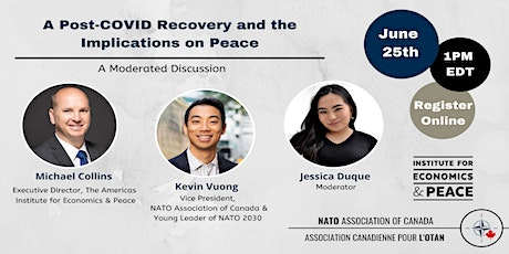 A Post-COVID Recovery and the Implications on Peace tickets