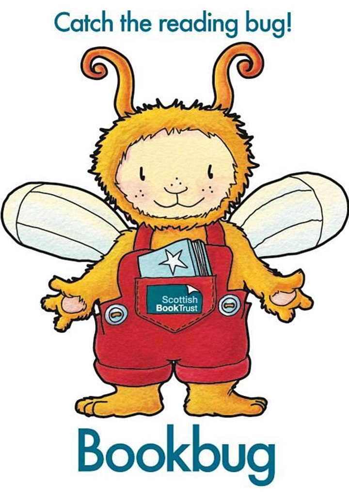 Bookbug with Donna in Peebles image