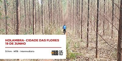 Holambra  - Cidade das Flores - 50 km MTB/Gravel