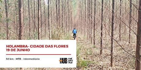 Holambra  - Cidade das Flores - 50 km MTB/Gravel ingressos