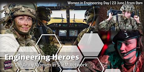 Engineering Heroes tickets