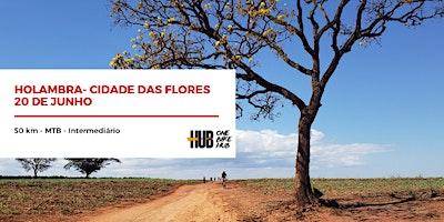 Holambra 2  - Cidade das Flores - 50 km MTB/Gravel