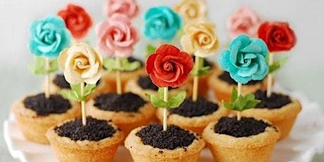 Flower Pot Mini Cakes tickets