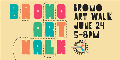 Bromo Art Walk tickets