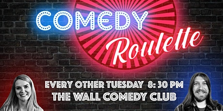 Comedy Roulette #27 - English Open Mic Tickets