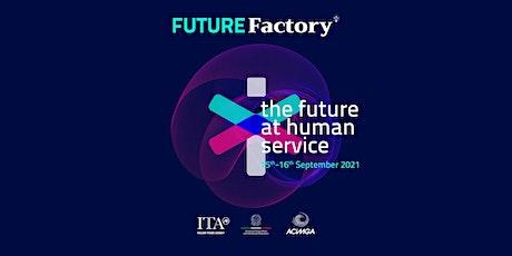 Future Factory  - 15/16.09.2021 - Milano biglietti
