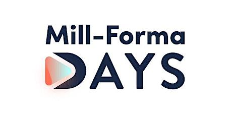 Mill Forma Days biglietti