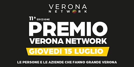 PREMIO VERONA NETWORK tickets