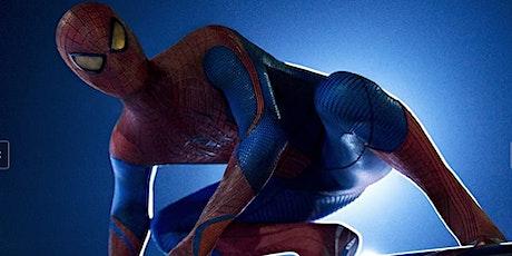 QUANTICO - FREE MOVIE:  The Amazing Spider-Man (2012) - PG-13 tickets