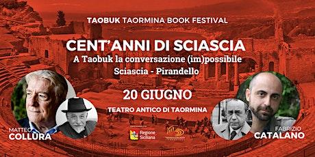 Cento anni di Leonardo Sciascia | Incontro con l'autore biglietti