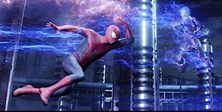 QUANTICO -  FREE MOVIE:  The Amazing Spider-Man 2 (2014) - PG-13 tickets