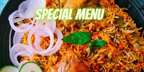 Indian Cooking with Sangam - SPECIAL MENU! tickets