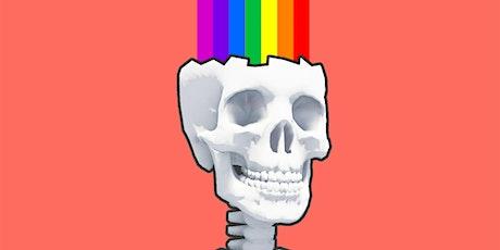Virtual Rainbow Death Cafe tickets