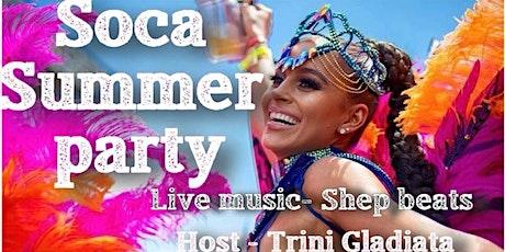Soca Summer Party tickets