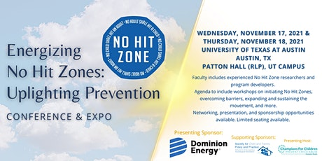 Energizing No Hit Zones: Uplighting Prevention Conference & Expo tickets