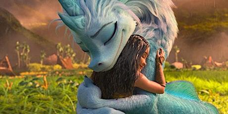 QUANTICO -  FREE MOVIE: Raya and the Last Dragon - PG tickets