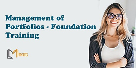 Management of Portfolios - Foundation Virtual Training in Puebla tickets