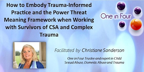How to Embody Trauma-Informed Practice... tickets
