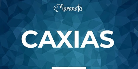 Celebração13 de junho | Domingo | Caxias ingressos