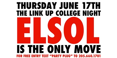 The Link Up x ElSol tickets
