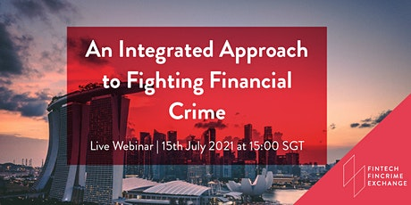 An Integrated Approach to Fighting Financial Crime tickets