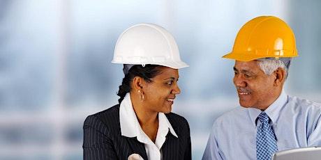 Minority Contractors  Meeting tickets