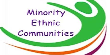 Minority Ethnic Communities Health Fair 2021 tickets