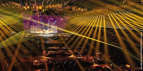 Es werde Licht. Von Lichttechnik zu Lichtkunst. Tickets