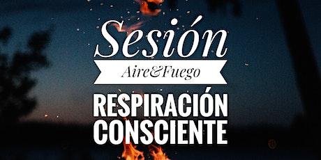 Sesión de Respiración Consciente ONLINE en español entradas