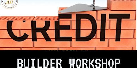 Credit Builder Workshop biglietti