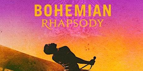 BOHEMIAN RHAPSODY - ANNO 2018 - DURATA 90 MINUTI biglietti