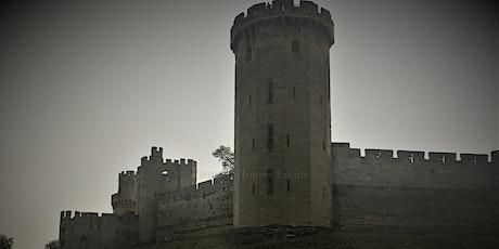 Warwick Castle Ghost Hunt - Friday 25th June 2021 tickets