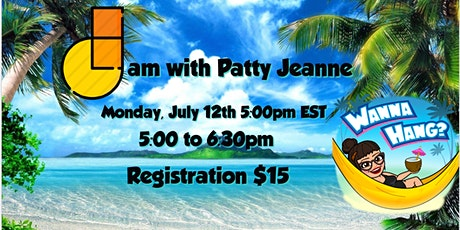 Let's Jam with Patty Jeanne tickets