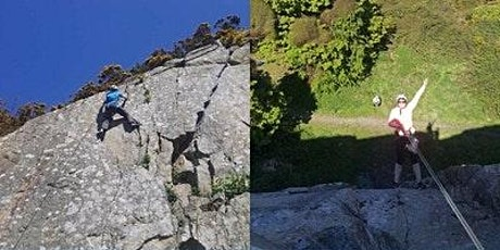 Intro to Rock Climbing & Abseiling tickets