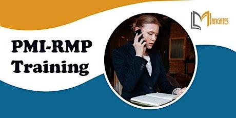 PMI-RMP 3 Days Training in Queretaro tickets