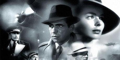 CASABLANCA (1942) - Miercoles 16/6 - CINE AL AIRE LIBRE entradas