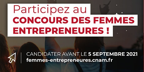Prix des Femmes Entrepreneures - Réunion d'information billets