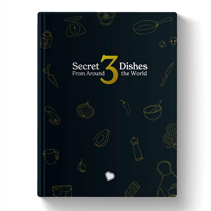 Secret Dishes From Around the World 3 - UK Book Tour - Leicester image