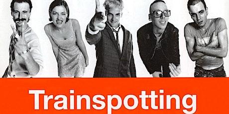 TRAINSPOTTING (1996) - Jueves 17/6 - CINE AL AIRE LIBRE entradas
