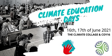 CLIMATE EDUCATION DAYS   The Climate Collage x COY16 tickets