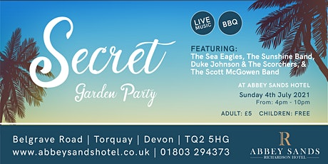 The Secret Garden Party tickets